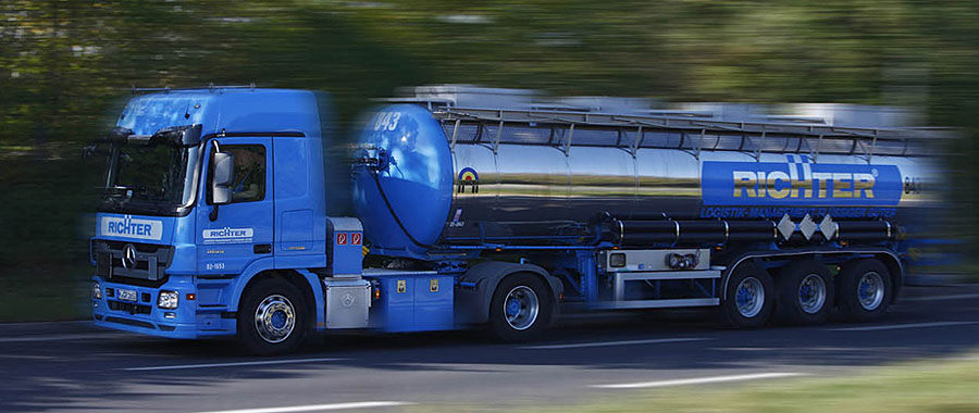 Logistik-Management – europaweit